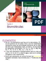 Biomoleculas ppt