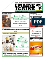 semaine africaine n°4007