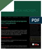 [Linux] Compilando um programa em C manualmente.pdf