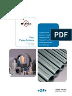Harvel - Linha de Produtos em Vinis PVC e CPVC