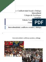 Conflictividad social y Dialogo