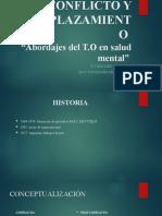 CONFLICTO Y DESPLAZAMIENTO - T.O