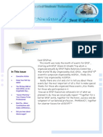 EPSF Newsletter 4 - March 2006