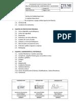 TUMI-OP-PETS-15 DESCARGA DE MÁQUINA RB, COMPONENTES Y ACCESORIOS - V2