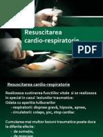 Curs 10 - Reuscitarea cardio-respiratorie.09.12.2019