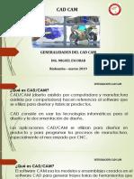 Generalidades Cad Cam