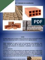 U. DE ALBAÑILERÍA 1