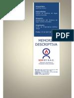 01 JPEW - Actualizacion del Sistema- Memoria Descriptiva - ACI (27 de Agosto .2020)