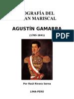 BIOGRAFIA DE AGUSTIN GAMARRA