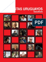 19 Uruguayos - escultura