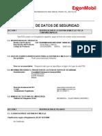 ACEITE PARA TRANSMISIÓN Y TREN DE FUERZA 50