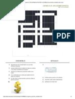 CRUCIGRAMA SOPORTES CONTABLES (documentos contables luisa sena)