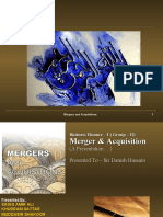 Mergers and Acquisitions-Final Own