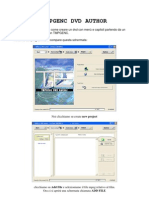 Guida all'uso di TMPGEnc DVD Author