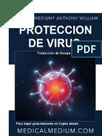 Como protegerse de Virus. Anthony William .traducciongoogle.pdf