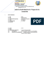 Proyecto de Aprendizaje Integrado Rodolfo