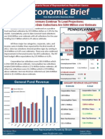 Brown February 2011 Economic Brief