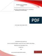 INFORME DISTRIBUCIONES HIDRAULICAS Y SANITARIAS