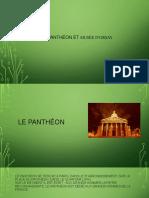 Пантеон, музей Орсе.pptx