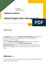 présentation formation Supply Chain - M Sylvain KOUAKOU