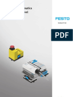 Festo ElectroPneumatics Workbook Advanced Level TP202 44 2005