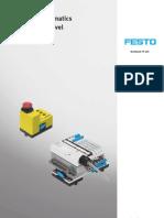 Festo ElectroPneumatics Workbook Advanced Level TP202 44 2005