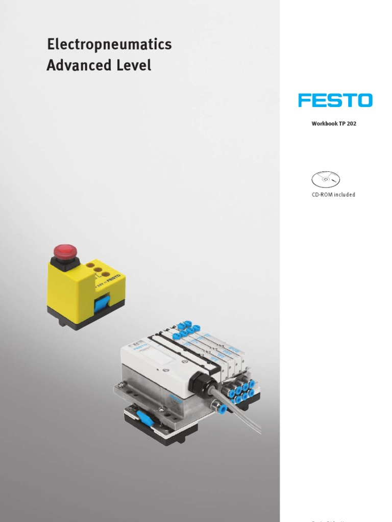 festo electropneumatics workbook advanced level tp