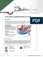 Technical Bulletin - Compressor HD GUIA 260820