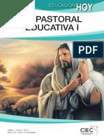 7.5 REVISTA EDUCACIÓN HOY 202 - LA PASTORAL EDUCATIVA I