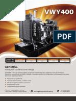 GENERAC VWY_400