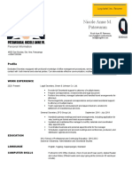 GROUP 01 RESUME