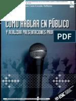 """05) Urcola Tellería, J. L. (2003). """"Las técnicas en la comunicación oral"""".pdf"""