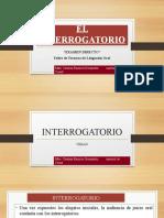 UNIDAD III INTERROGATORIO (1)