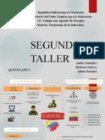 TALLER #2 - FORMACIÓN DE LA SOBERANÍA
