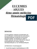 LEUCEMIES_AIGUES_4°_Medecine