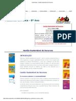 NotaPositiva - Gestão Sustentável de Recursos