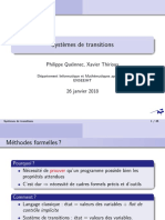 Cours 1 - Introduction