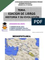 EDICIÓN DE LIBROS 2020