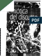 Fontanille, Jacques - La praxis enunciativa