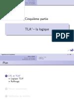 Cours 5 - TLA+ La logique