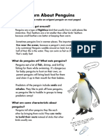 penguin origami    facts-compressed