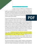 SOCIOLOGÍA-ANALISIS PENSAR EN EL TRABAJO SOCIAL