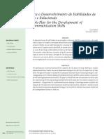 Role-Play para o Desenvolvimento de Habilidades