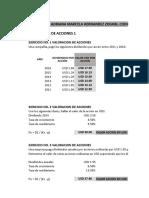 TALLER FINANZAS CORPORATIVAS , SEMANA 3
