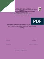 Sistema de Apoyo logistico (SALTE).