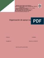Organizacion de apoyo Logistico