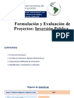 8 y 9 Formul y Evaluación UNSA