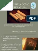 LA BIBLIA COMO LITERATURA.pptx