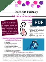 Efectos del aborto