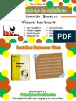 Grupo Naranja (Encíclica Humanae Vitae 7-9)